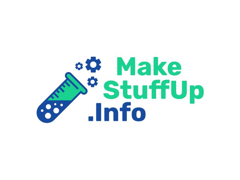 MakeStuffUp.Info logo