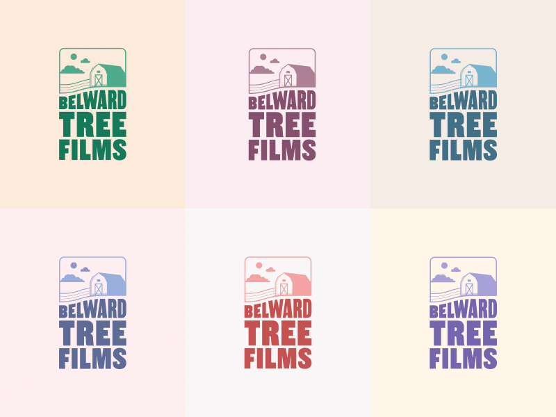 Logo Colour Iterations