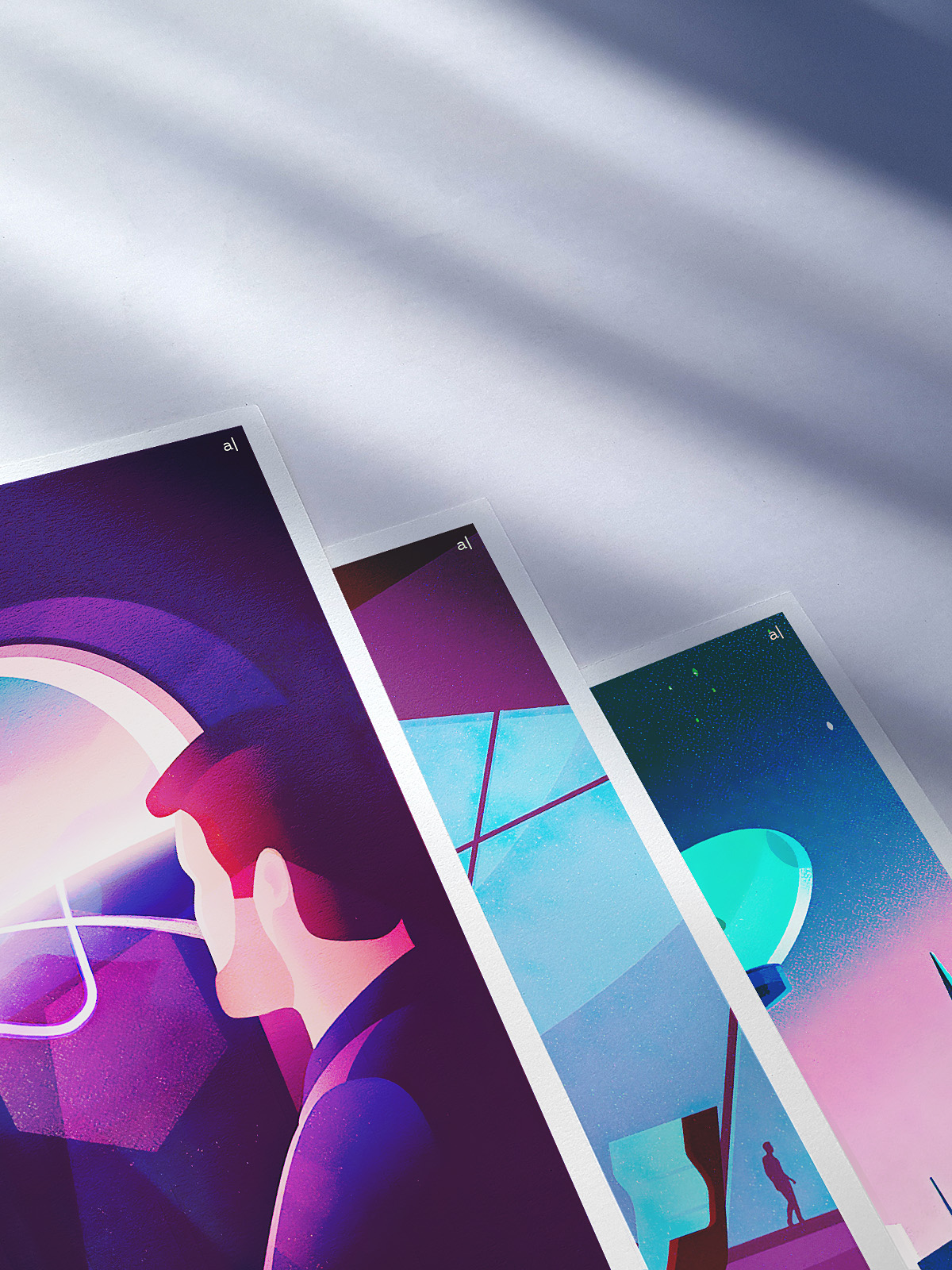 Commercial illustrations