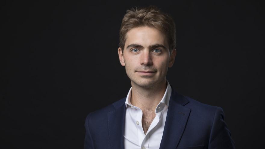 Pierpaolo Barbieri, CEO y fundador de la firma, busca democratizar las finanzas.