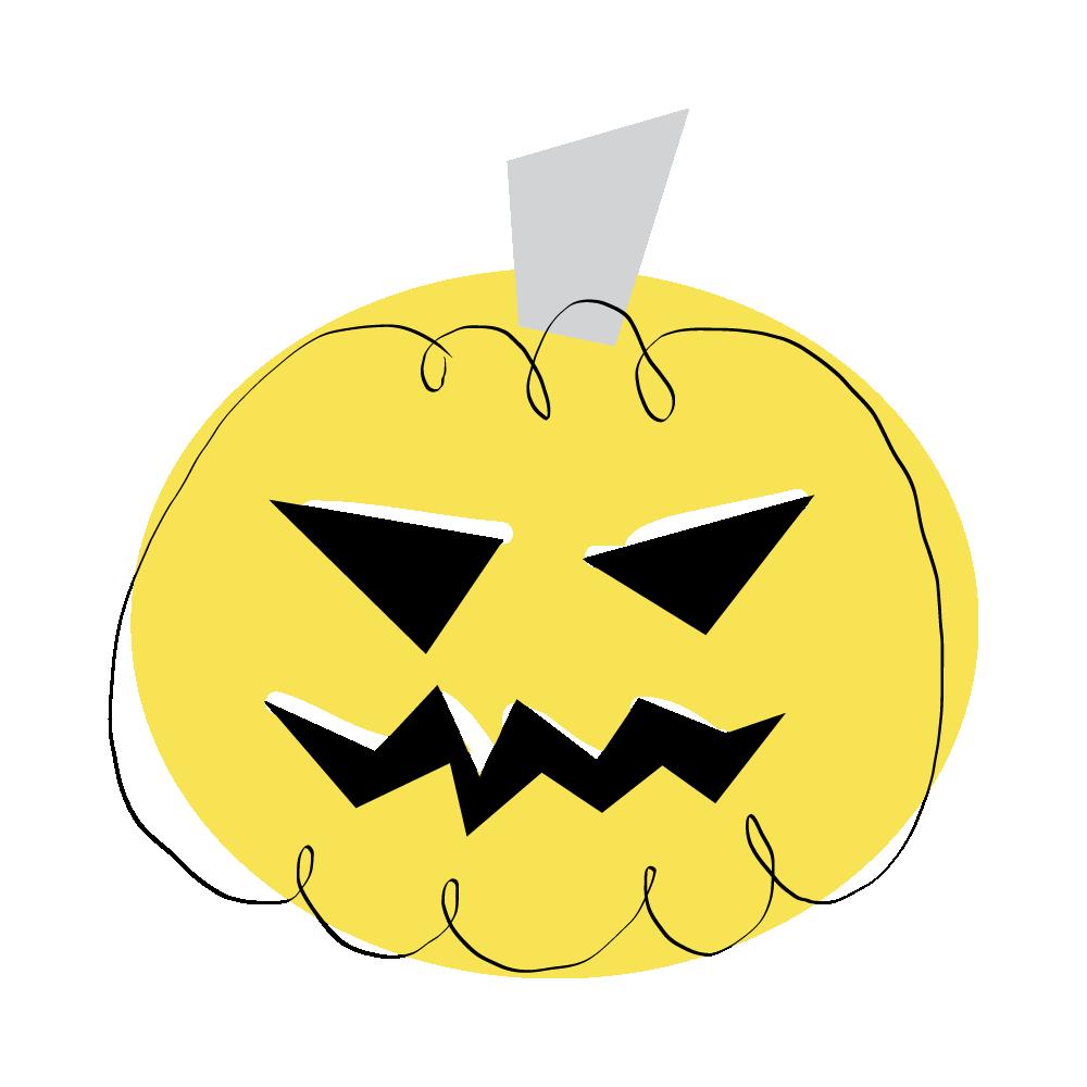433 Abstract Halloween