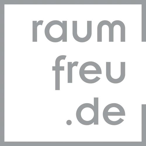 Corporate Design Projekt. Logo Design für das Unternehmen raumfreu.de in der Nähe von München.
