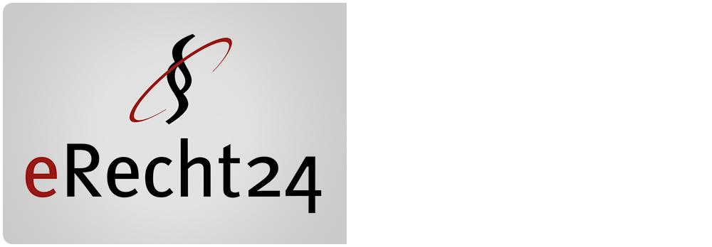 eRecht 24 Agentur Partner für rechtssichere Webseiten