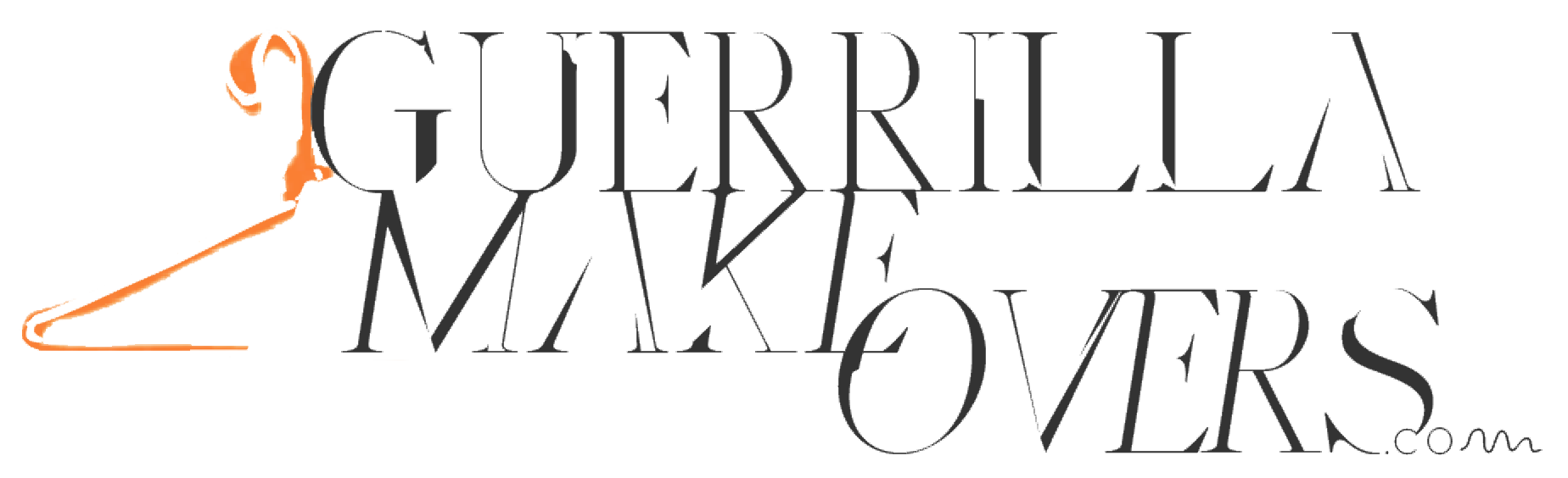 Guerrilla Makeovers logo