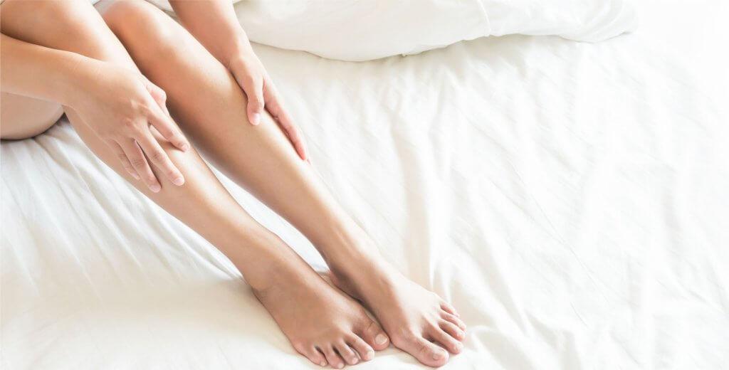 straffe Beine