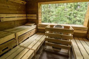 Finnische Sauna im Fit-Inn, Mörlenbach