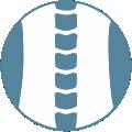 Symbol Rücken
