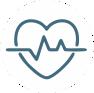 Symbol Herzkreislauftraining
