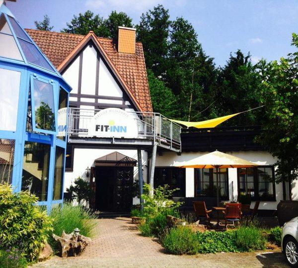 Eingangsbereich Fit-Inn, Mörlenbach