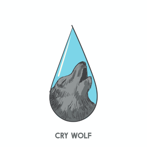 Idiomatic expression - to cry wolf