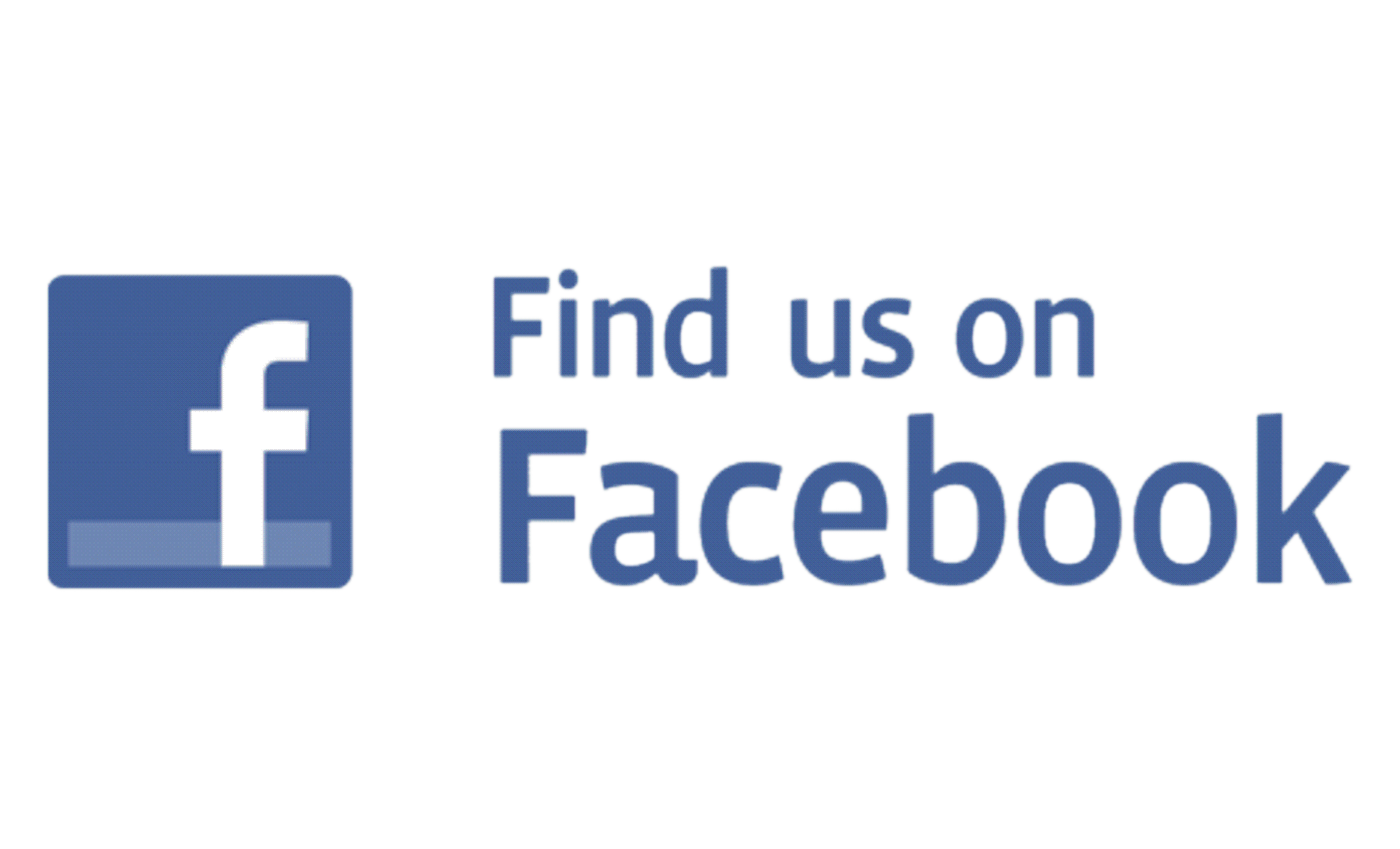 Facebook follow us logo