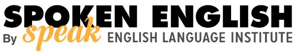 Spoken English Online English Courses logo