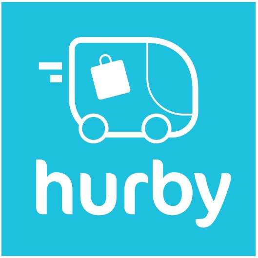 Meld je verzending aan via de hurby app