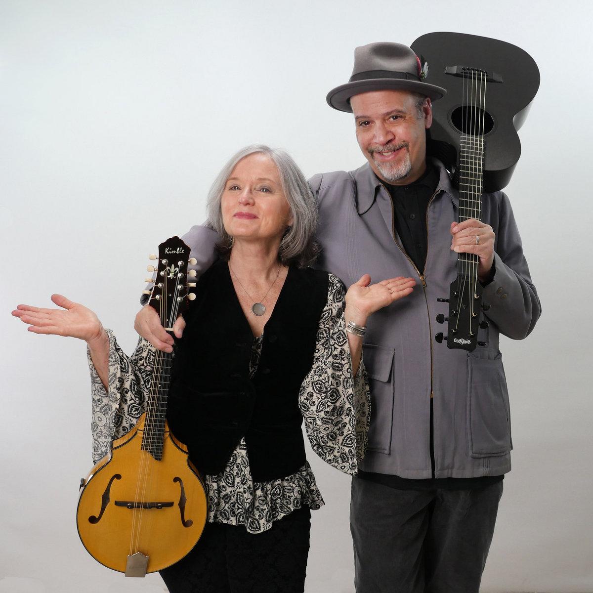 Claudia Russell & Bruce Kaplan