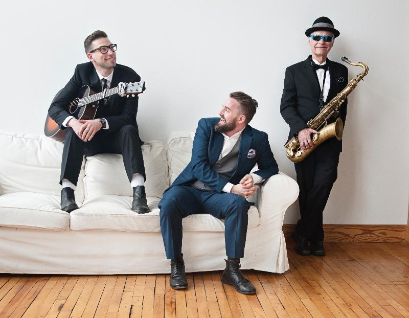 Seth Glier Trio
