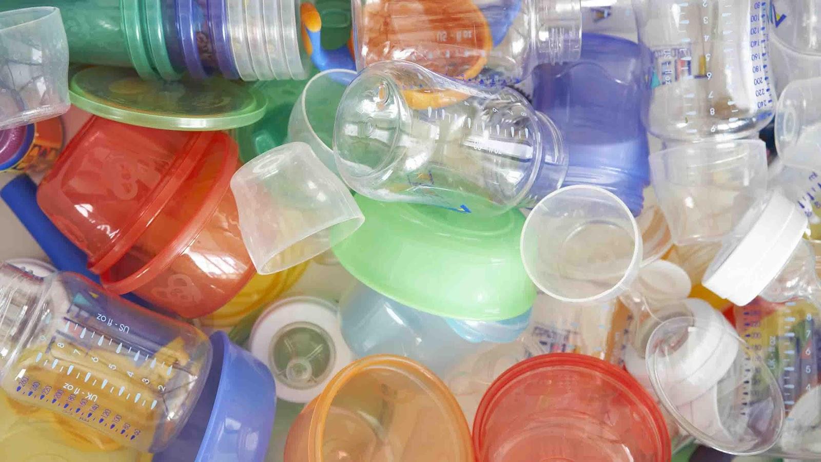 BPA được dùng để sản xuất nhiều sản phẩm gia dụng