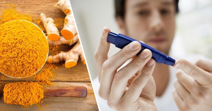 Kiểm soát bệnh tiểu đường hiệu quả với bột nghệ