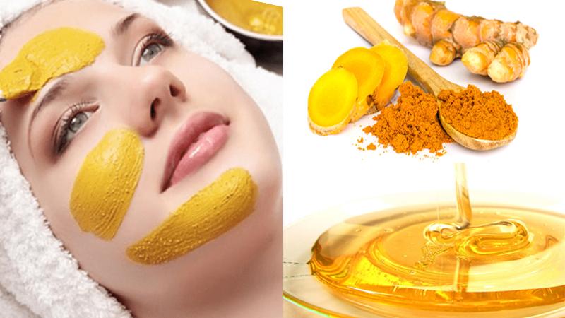 """công thức làm đẹp da với nghệ và mật ong đã được chị em """"rỉ"""" tai nhau về tác dụng cũng hiệu quả mà nó mang lại."""
