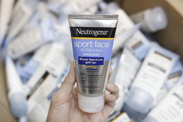 Neutrogena Sport Face-Oil