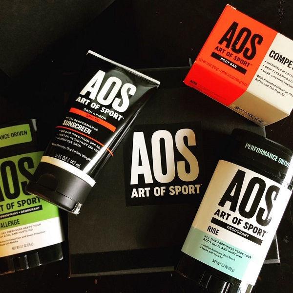 Art of Sport Skin Armor