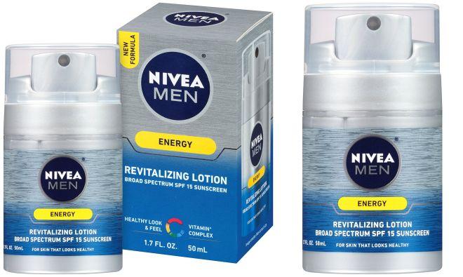 NIVEA Men Energy Lotion