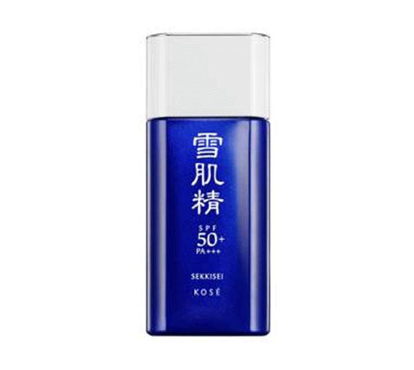 Kem chống nắng cho da dầu Nhật Bản - Kose Sekkisei Sun Protect Milk