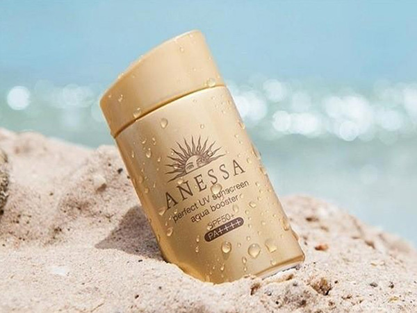 Kem chống nắng Shiseido - Anessa Perfect UV Sunscreen Aqua Booster