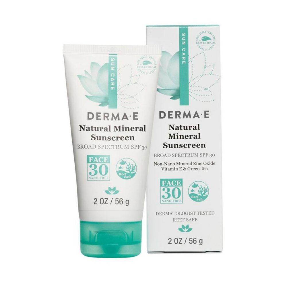 Kem chống nắng vật lý Derma e Antioxidant Natural Sunscreen