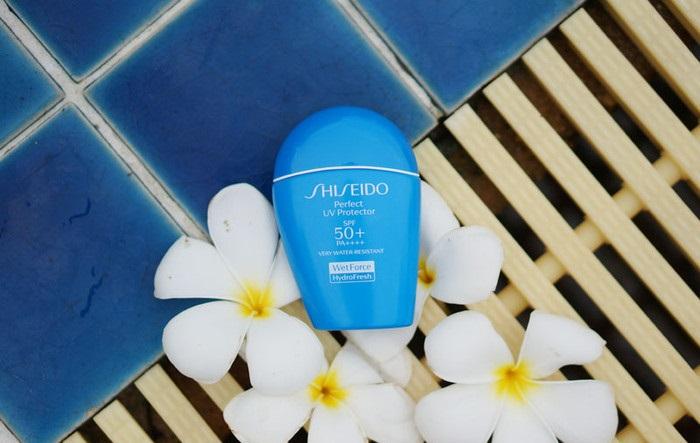 Kem chống nắng Shiseido Perfect UV Protector