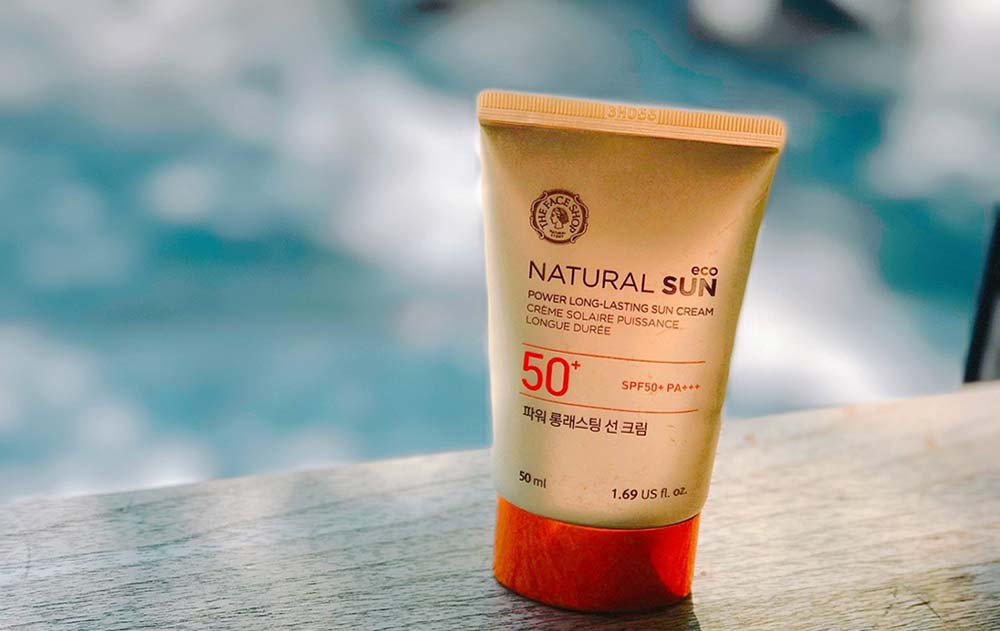 Natural Sun Eco Power Long Lasting Sun Cream