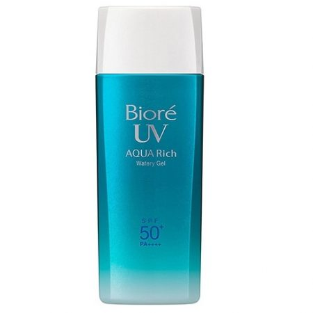Kem chống nắng hóa học Biore UV Aqua Rich Watery Gel