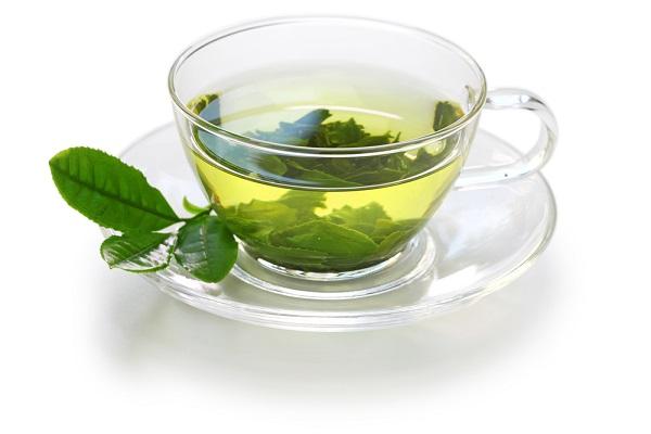 Trà xanh - nước uống mát gan