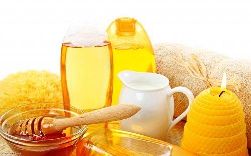 Sử dụng mật ong hạ men gan