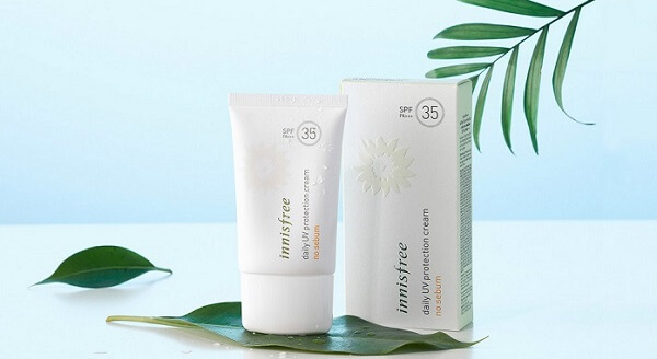 Innisfree Daily UV Protection Cream No sebum
