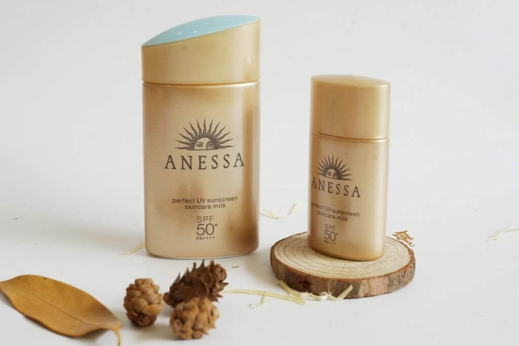 Anessa Perfect UV Sunscreen Skincare Milk