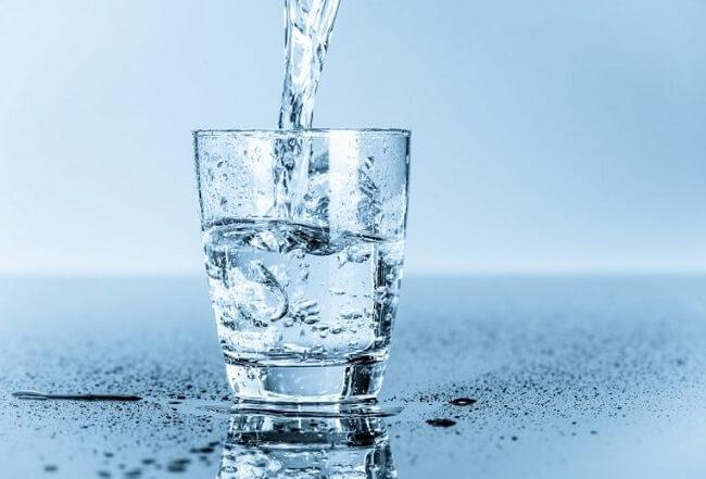 Gan nhiễm mỡ nên uống nước lọc