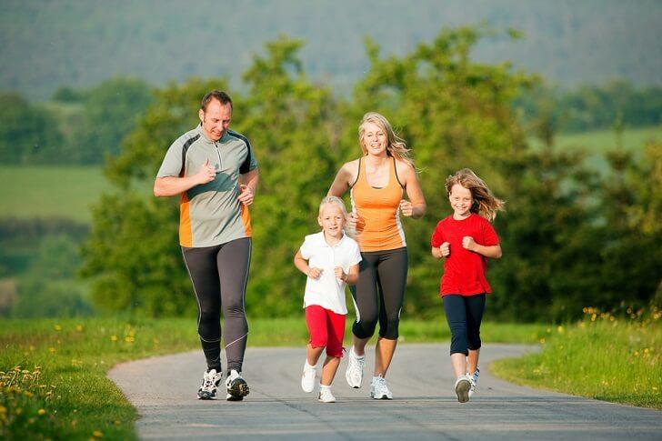 Tập thể dục giúp phòng ngừa gan nhiễm mỡ