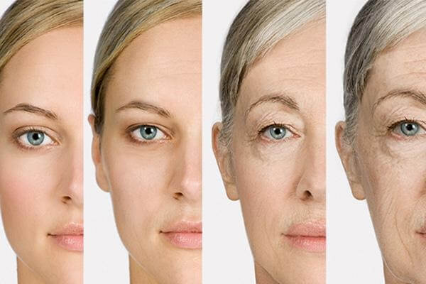 Tình trạng lão hóa da