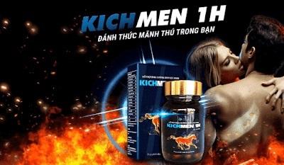 Kichman 1h là thuốc gì?