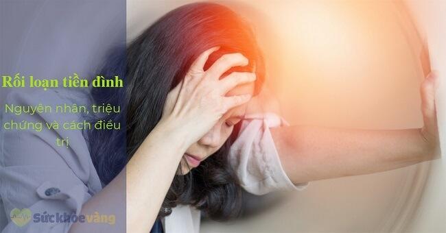 Chẩn đoán rối loạn tiền đình: nguyên nhân và cách điều trị