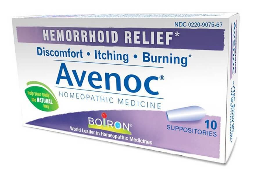 Thuốc trị trĩ Avenoc