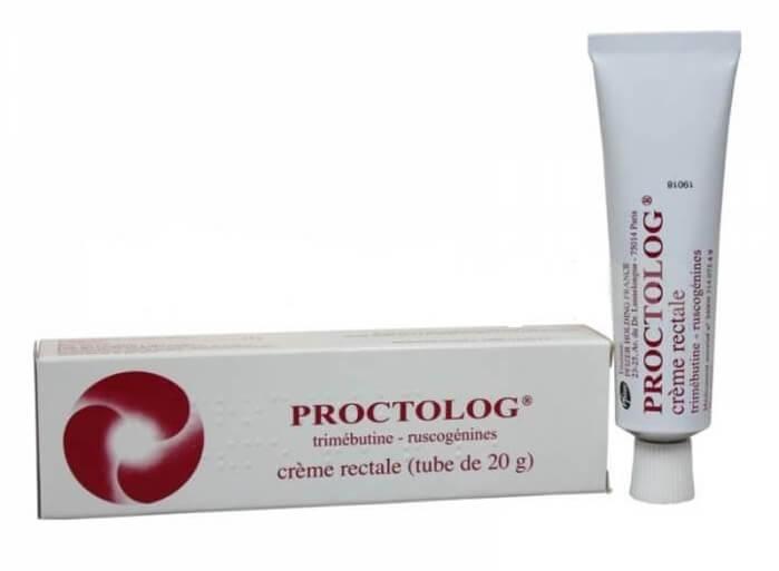 Thuốc trị trĩ Proctolog