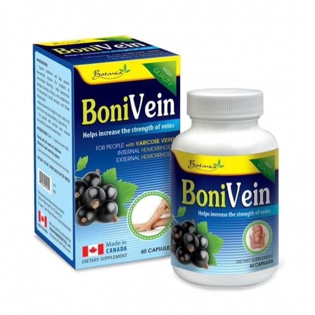 Thuốc trị trĩ Bonivein