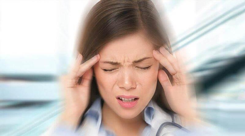 triệu chứng Chóng mặt