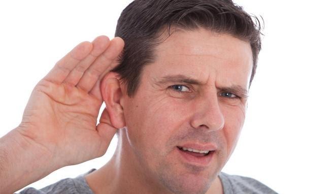 triệu chứng Suy giảm khả năng thính giác