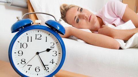 triệu chứng Mất ngủ