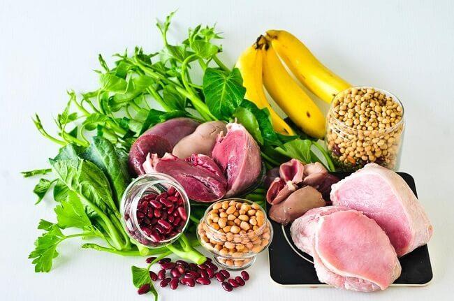 Thực phẩm giàu vitamin B6