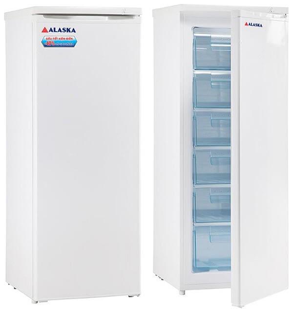 Tủ đông đứng Alaska IF 21 trữ sữa mẹ