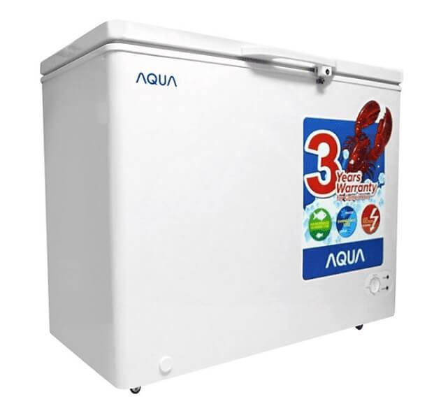 Tủ Đông 1 cửa Aqua AQF -C210 trữ sữa mẹ