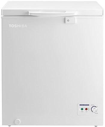 Tủ đông Toshiba CR -A142V trữ sữa mẹ